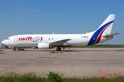 EC-MNM - Swiftair Boeing 737-400SF aircraft