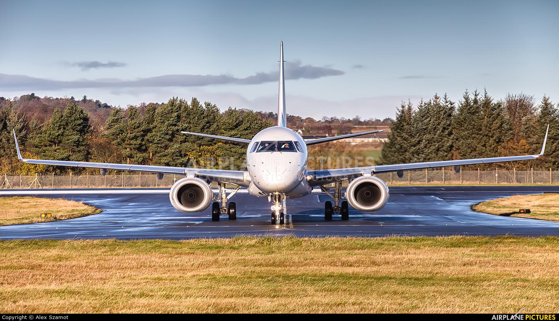 Air France - Hop! F-HBLJ aircraft at Edinburgh