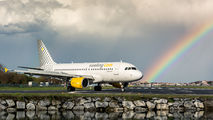 EC-MKV - Vueling Airlines Airbus A319 aircraft