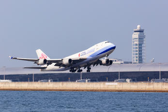B-18720 - China Airlines Cargo Boeing 747-400