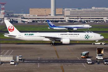 JA734J - JAL - Japan Airlines Boeing 777-300ER