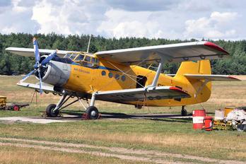 EW-128AB - DOSAAF / ROSTO Antonov An-2