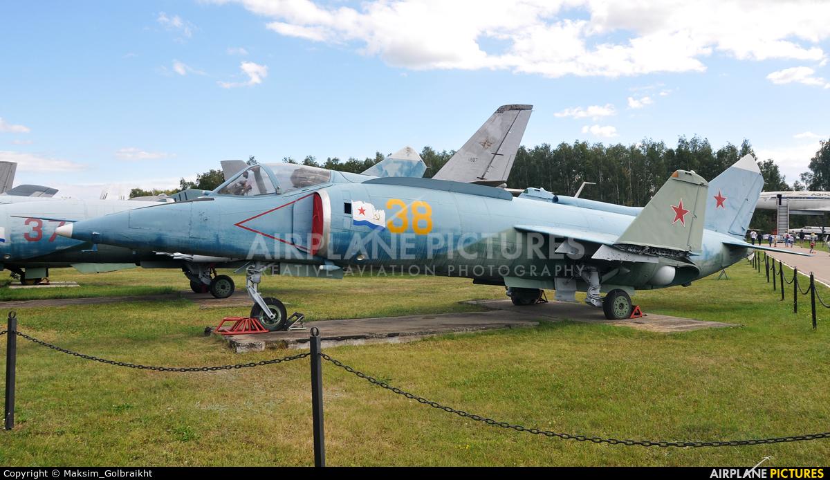 Russia - Navy 38 BLUE aircraft at Monino