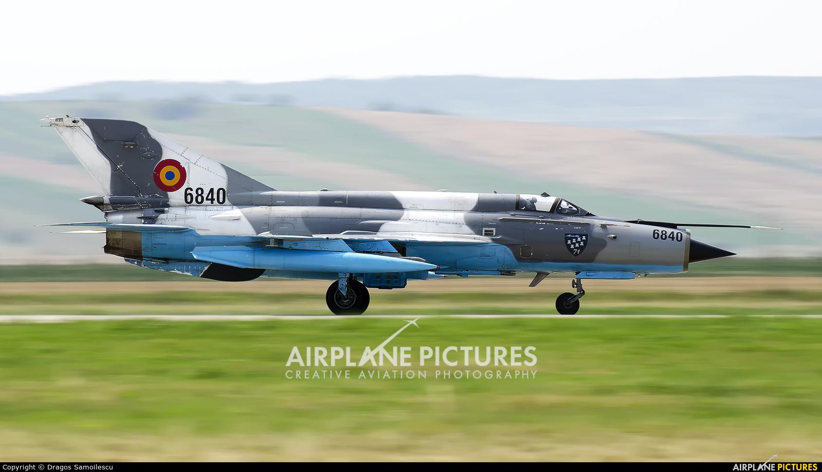 Romania - Air Force 6840 aircraft at Câmpia Turzii