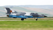 6840 - Romania - Air Force Mikoyan-Gurevich MiG-21 LanceR C aircraft