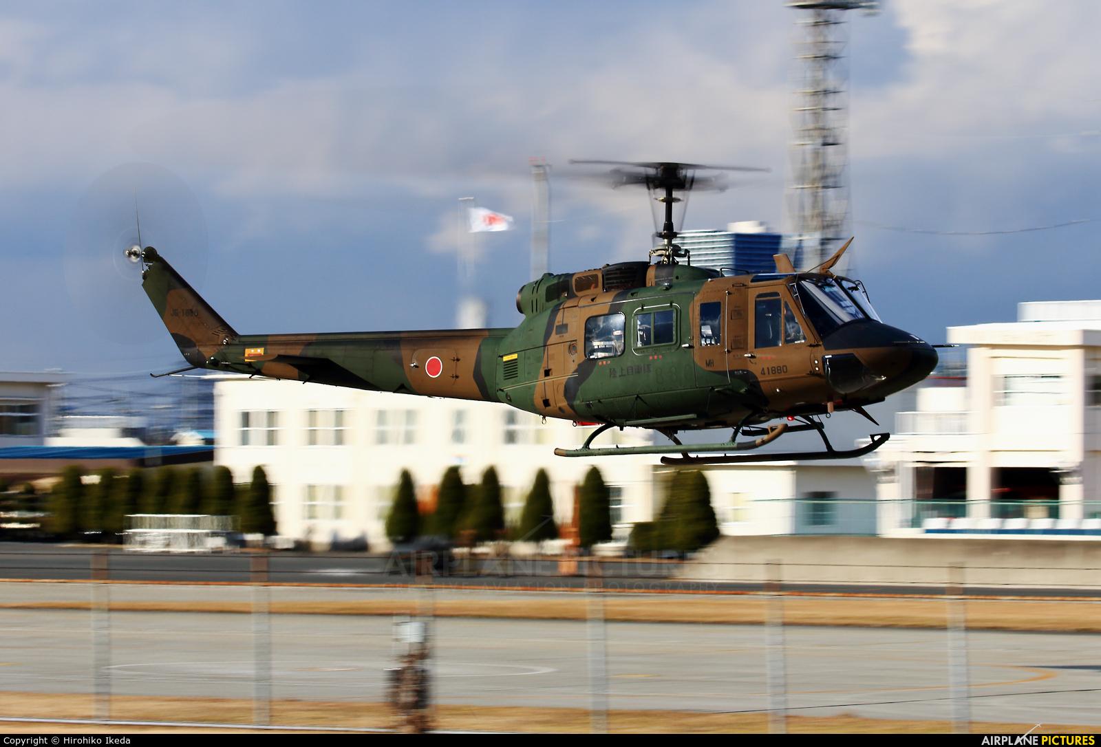 Japan - Ground Self Defense Force 41880 aircraft at Yao