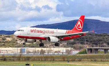 TC-ATT - Atlasglobal Airbus A320