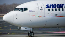 SP-TVZ - SmartWings Boeing 737-800 aircraft