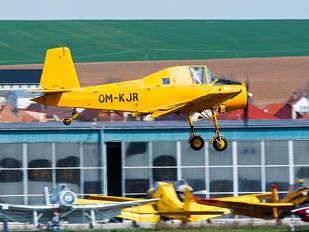 OM-KJR - Aero Slovakia Zlín Aircraft Z-37A Čmelák