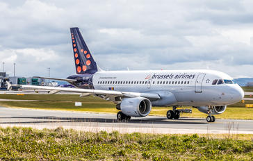 OO-SSF - Brussels Airlines Airbus A319