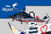 ES-PWC - Estonia - Border Guard Agusta Westland AW139 aircraft