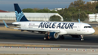 F-HBIX - Aigle Azur Airbus A320