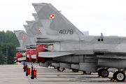 - - Poland - Air Force - Airport Overview - Apron aircraft