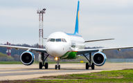 UK32016 - Uzbekistan Airways Airbus A320 aircraft