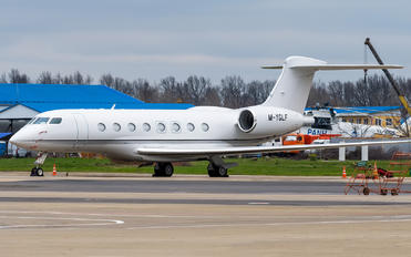 M-YGLF - Private Gulfstream Aerospace G650, G650ER