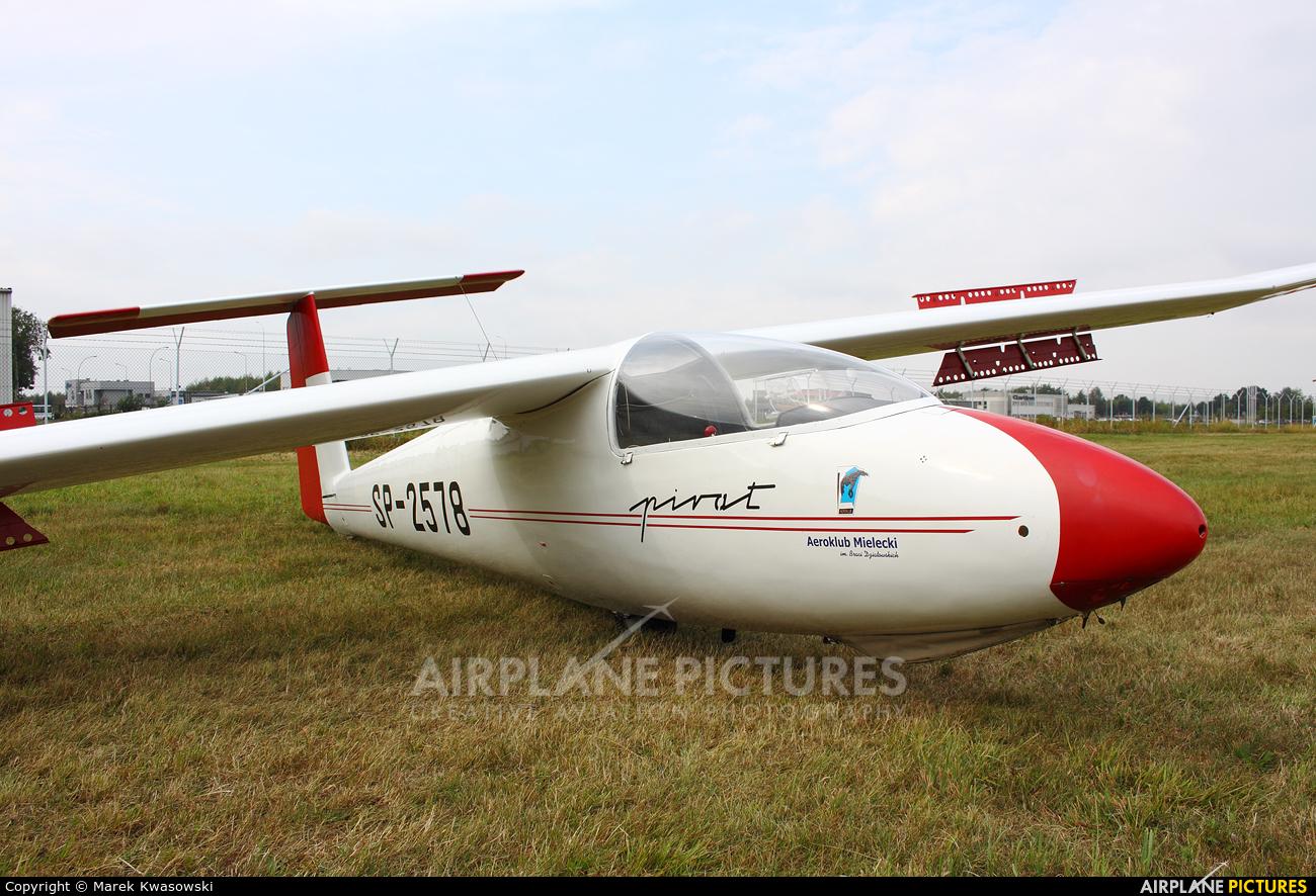 Aeroklub Mielecki SP-2578 aircraft at Mielec