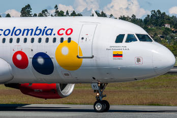 HK-5191 - Viva Colombia Airbus A320
