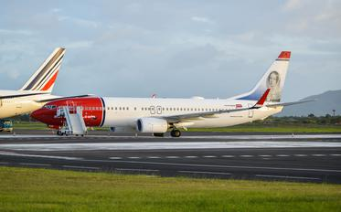 EI-FJT - Norwegian Air International Boeing 737-800