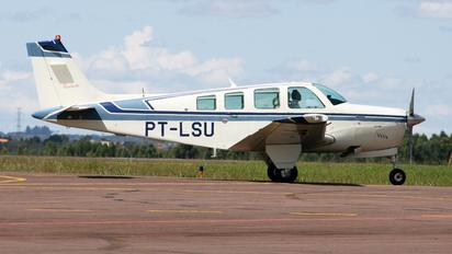 PT-LSU - Private Beechcraft 36 Bonanza