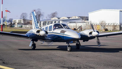 SP-ROY - Royal Star Aero Piper PA-34 Seneca