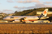 VH-VGU - Jetstar Airways Airbus A320 aircraft