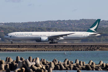 B-HNK - Cathay Pacific Boeing 777-300ER