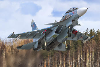 74 - Russia - Air Force Sukhoi Su-30SM