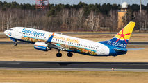 D-ASXP - SunExpress Germany Boeing 737-800 aircraft