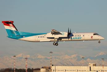 LX-LQD - Luxair de Havilland Canada DHC-8-402Q Dash 8