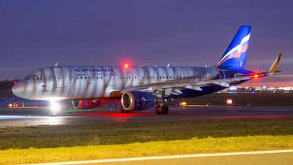 VP-BCA - Aeroflot Airbus A320