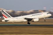F-GRXA - Air France Airbus A319 aircraft