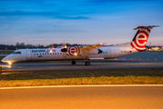 SP-EQK - LOT - Polish Airlines de Havilland Canada DHC-8-400Q / Bombardier Q400 aircraft