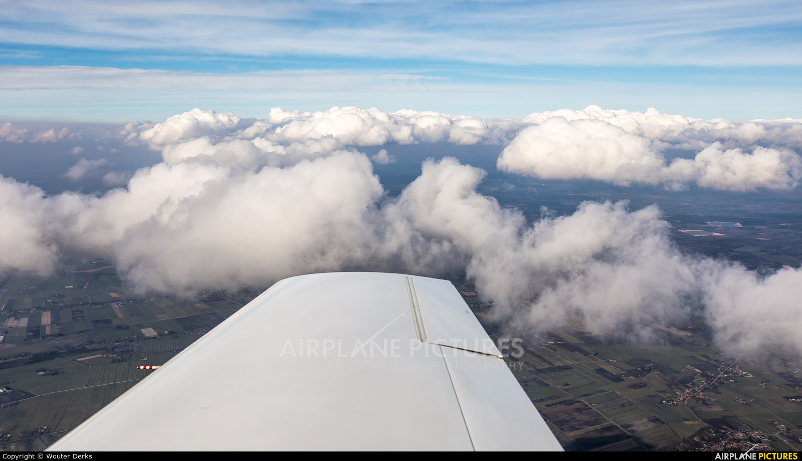 Private PH-4G3 aircraft at In Flight - Netherlands