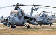 RF-13007 - Russia - Air Force Mil Mi-35 aircraft
