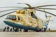 SL-66 - Algeria - Air Force Mil Mi-26T2 aircraft