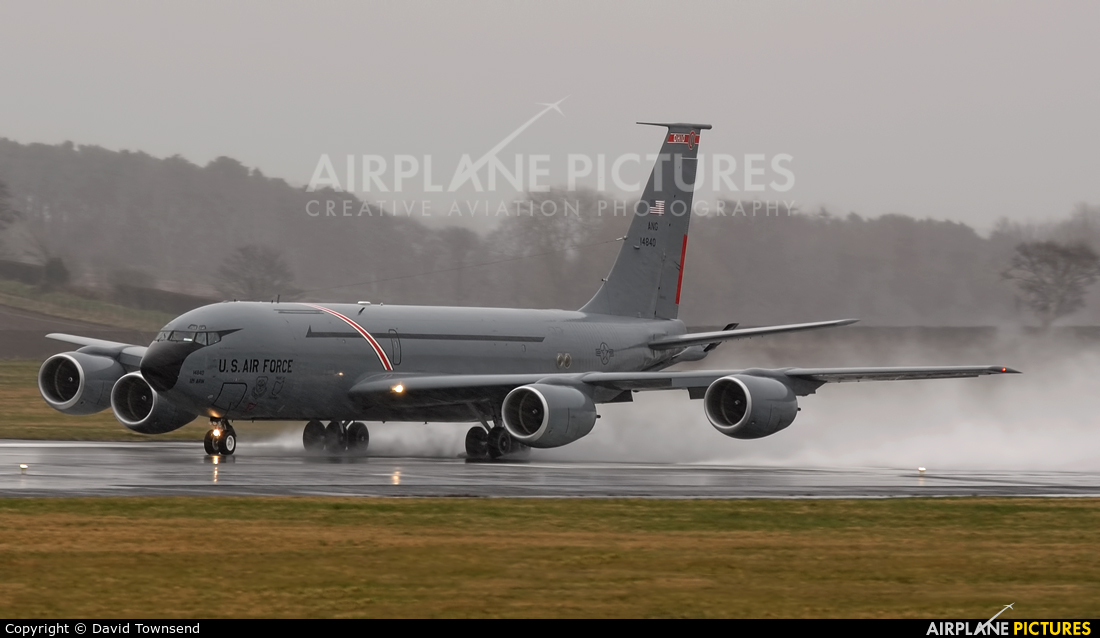 USA - Air Force 64-14840 aircraft at Prestwick