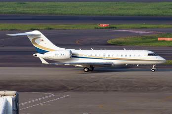 9M-TAN - Private Bombardier BD-700 Global 5000
