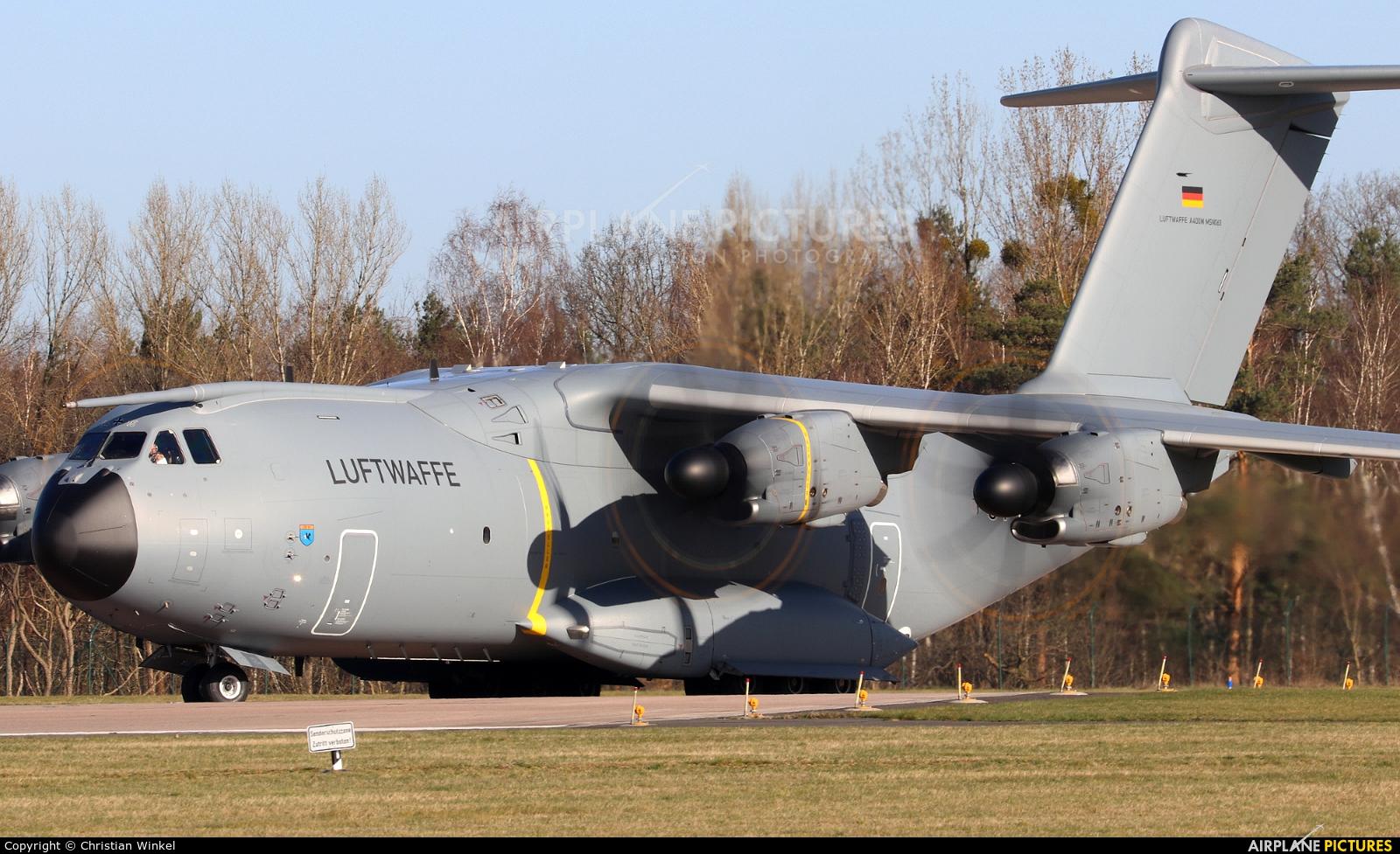 Germany - Air Force 54+15 aircraft at Wunstorf