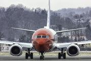 EI-FVR - Norwegian Air Shuttle Boeing 737-800 aircraft