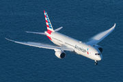 N826AN - American Airlines Boeing 787-9 Dreamliner aircraft