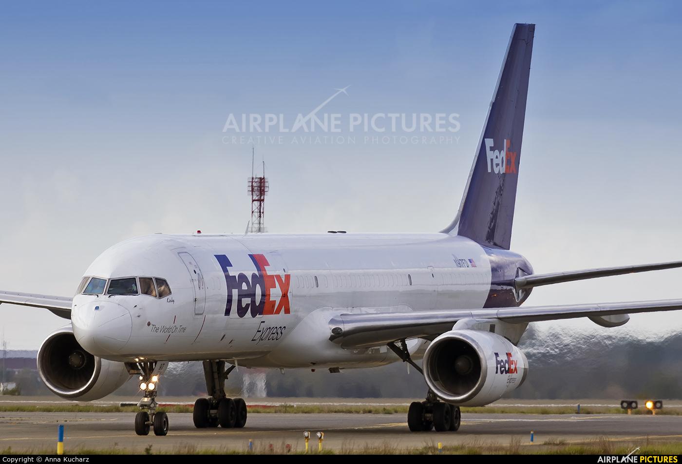 FedEx Federal Express N917FD aircraft at Paris - Charles de Gaulle