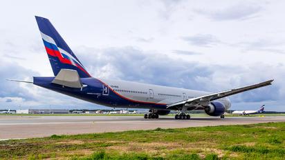VQ-BQE - Aeroflot Boeing 777-300ER