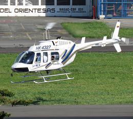 HK-4327 - ACA AeroCharter Andina Bell 206L Longranger