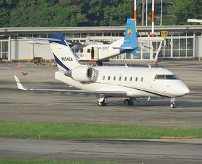 N604CA - Private Canadair CL-600 Challenger 600 series