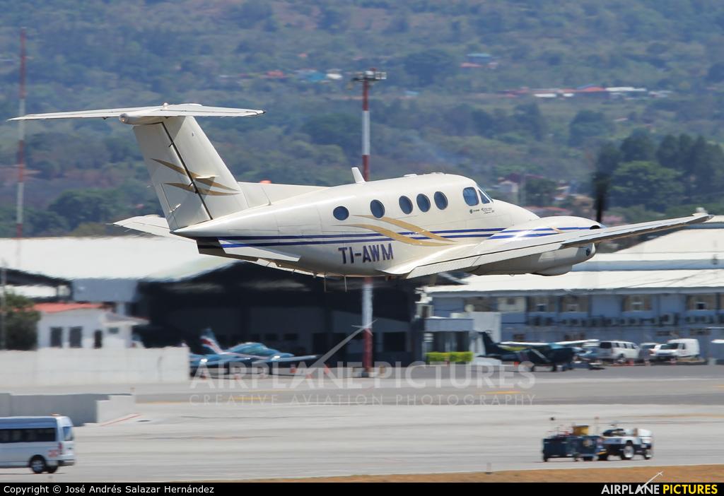 Private TI-AWM aircraft at San Jose - Juan Santamaría Intl