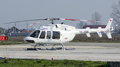 TC-HSE - Private Bell 407GXP