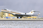 14+03 - Germany - Air Force Bombardier BD-700 Global 5000 aircraft