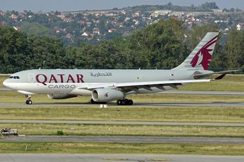 A7-AFH - Qatar Airways Cargo Airbus A330-200F