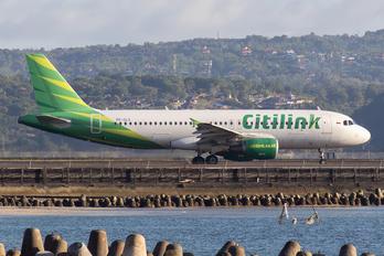PK-GLS - Citilink Airbus A320