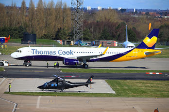 G-TCVD - Thomas Cook Airbus A321